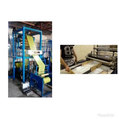فروش دستگاه های تولید و دوخت انواع نایلون و نایلکس