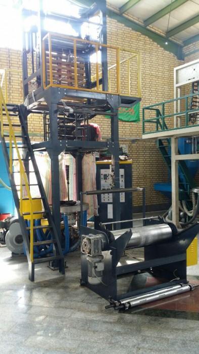 واردات ، ساخت و فروش  ماشین آلات صنعت پلیمر