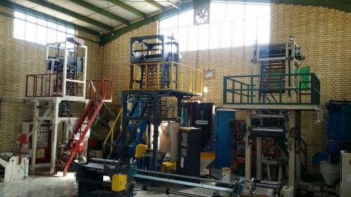 واردات ، ساخت  ، خرید  و فروش  ماشین آلات صنعت پلیمر