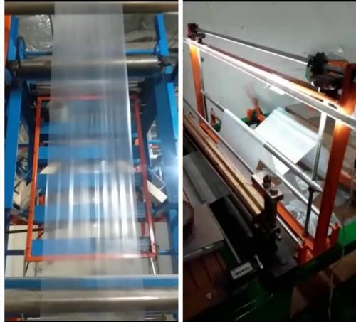 فروش خط کامل تولید انواع کیسه فریزر، کیسه زباله و کیسه نان