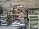 فروش مقداری ضایعات پلاستیک ABS , PPE