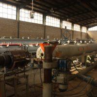 فروش خط تولید لوله پلی اتیلن ۲۵۰