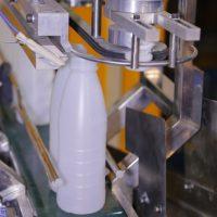 دستگاه گردبر دهانه بطری (تریمر) اتوماتیک – پرت کن سر بطری