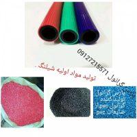 تولید مواد اولیه تولید شیلنگ