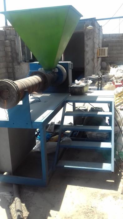 دستگاه گرانول نایلون تولید ۷۰ کیلو