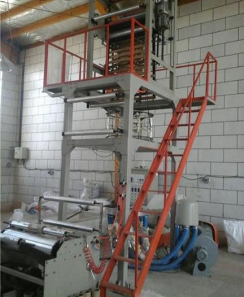 سازنده دستگاه تولید نایلون و نایلکس