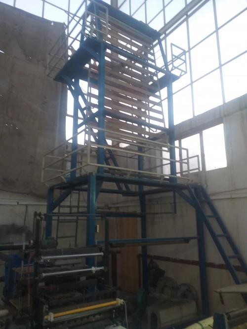 فروش خط تولید نایلون ونایلکس فریزر زباله