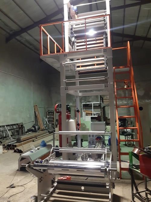 ساخت و فروش دستگاه تولید نایلون و نایلکس