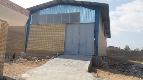 یک واحد تولیدی لوله در فارس