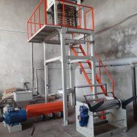 دستگاه تولید نایلون و نایلکس ۹۰ سانت با قیمت مناسب