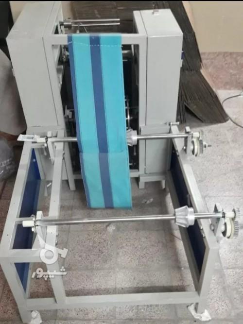 دستگاه سفره یکبارمصرف رول به رول پرفرژدار
