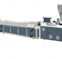 تنظیم و راه اندازی خطوط تولید لوله UPVC