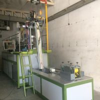 فروش خط تولید نوار آبیاری بغل دوخت تیپ
