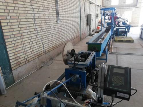 خط تولید لوله آبیاری قطره ایی