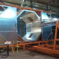 فروش دستگاه تولید مخزن آب و قطعات پلیمری حجیم تا ۲۵۰۰۰ لیتری