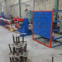 فروش دستگاه تولید طناب پلاستیکی