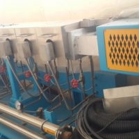 دستگاه و خط تولید گرانول پلاستیک JWELL