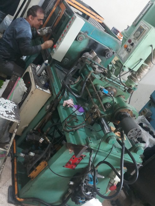 دستگاه تزریق پلاستیک ۲۵۰گرم پارس هیدرولیک
