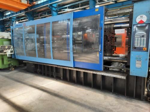 فروش دستگاه تزریق پلاستیک از ۵۵ تا ۷۸۰ تن