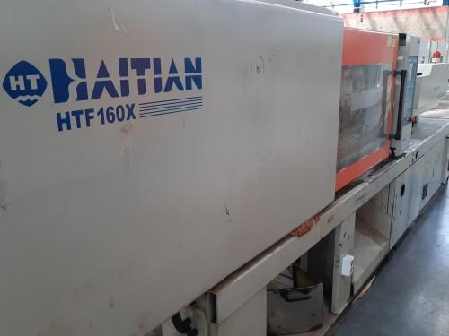 فروش دستگاه تزریق پلاستیک ۱۶۰ تن هایتین