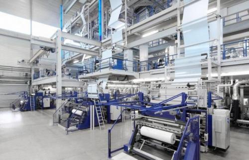 تعمیر و بازسازی دستگاه تولید دوخت و چاپ پلاستیک