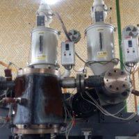 فروش خط تولید لوله پلی اتیلن تاشو دو لایه-لی فلت