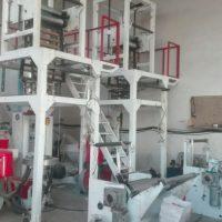 فروش وراه اندازی دستگاههای تولید نایلون ونایلکس