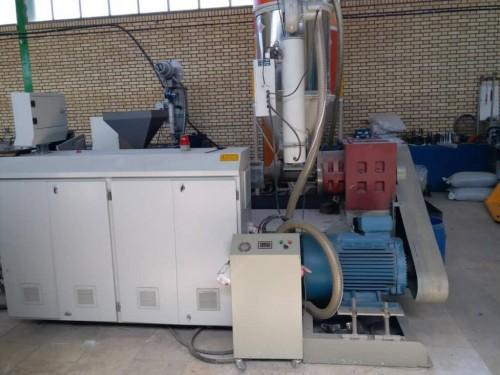 ساخت و فروش دستگاه تولید لوله های پلی اتیلن