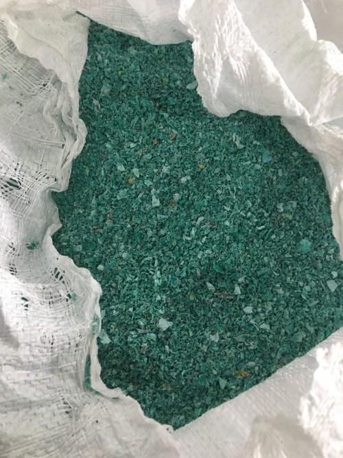 فروش  ضایعات مواد نایلون  ۰۲۰ نو کندور شده سبز