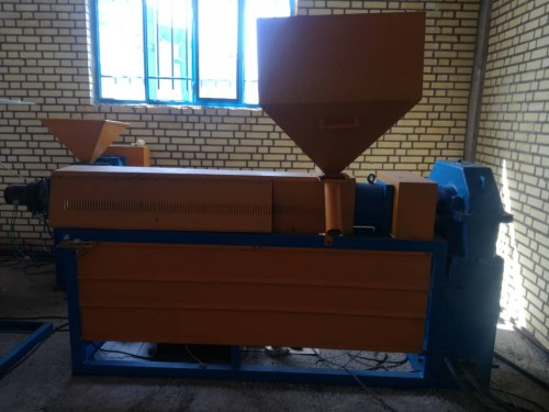 خط تولید لوله پلی اتیلن تا سایز ۶۳