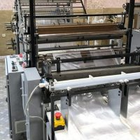 ساخت و فروش انواع خط تولید نایلون و نایلکس فریزر زباله
