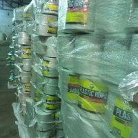 تولید نخ پلاستیکی