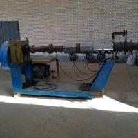 دستگاه تولید لوله پلى اتیلن