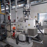 فروش دستگاه تولید لوله پلی اتیلن و لوله برق