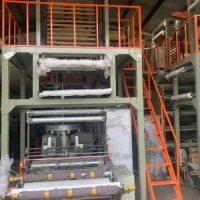 خرید و فروش ماشین الات تولید نایلون و نایلکس پلاستیک
