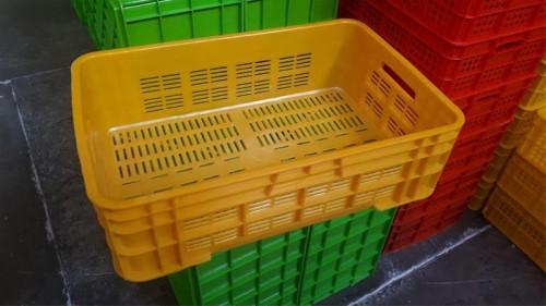 فروش انواع جعبه و سبد پلاستیکی
