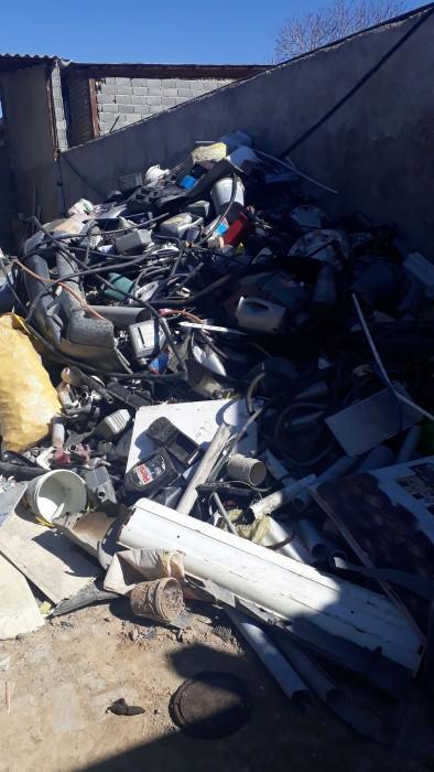 فروش پلاستیک ضایعاتی درشت بار مشکی