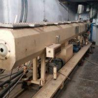 فروش خط تولید لوله پلی اتیلن ksk