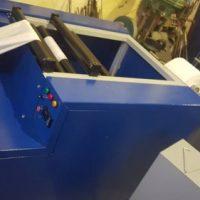 ساخت دستگاه رول و پرفراژ سفره یکبار مصرف