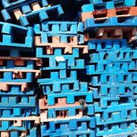 خرید و فروش ضایعات پلاستیک جعبه بطری نوشابه و پالت