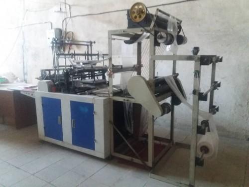 دستگاه تولید و دوخت و کمپرسور باد و میز کشنده ژاپنی