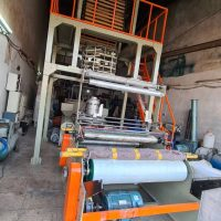 تبدیل دستگاه تولید نایلون ایرانی به چینی باکمترین هزینه