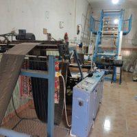یک مجموعه کامل تولید نایلون نایلکس ایرانی
