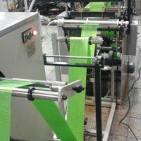 ساخت و طراحی دستگاهای رول اسپانباند، سفره یکبار مصرف، و زباله وفریزر