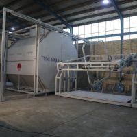 خط تولید مخزن آب