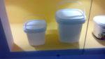 فروش سطلIML  پت و پلاستیکی  وشفاف