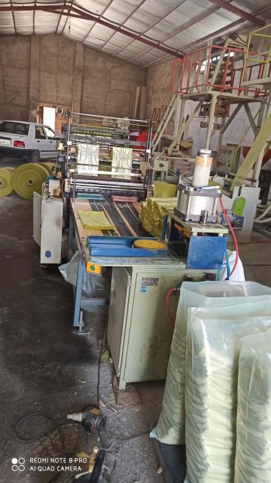 فروش سه دستگاه تولید دوخت دو طبقه سرور شهرستانی