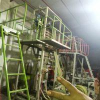 فروش کارخانه تولید نایلون و نایلکس پلاستیک در حال کار