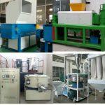 فروش انواع ماشین آلات بازیافت پلاستیک