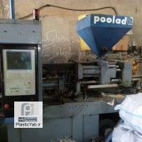 دستگاه تزریق پلاستیک ایرانی تکنوکار کارکرده